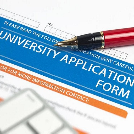 Application fee pay